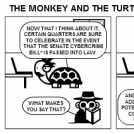The Monkey and the Turtle (2012-02-11)