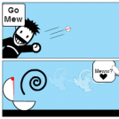 My relationship with Mew