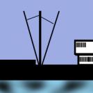 Maritime silhouette