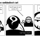 Bill the Klingon - The unkindest cut
