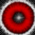 Flaming eye