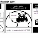 Tieraufstand in Österreich 2009