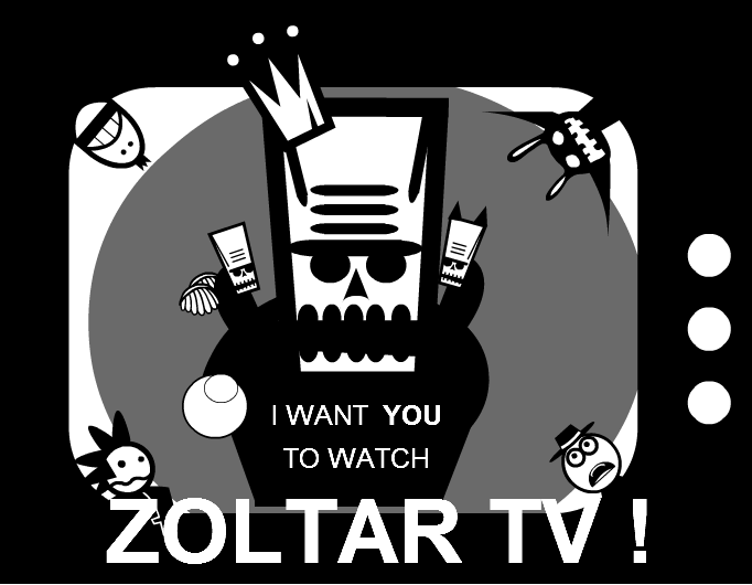 My Zoltar TV Logo