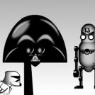 Lord Vader chooses bounty hunters