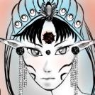 Keyx, Dark Elf Princess
