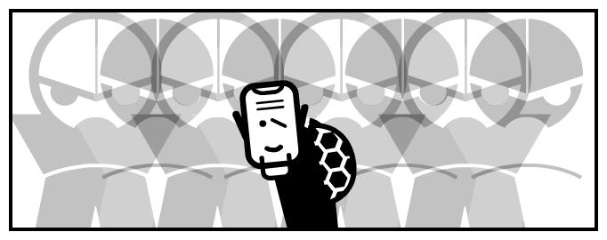 club  ̶̶d̶̶u̶̶ ̶̶l̶̶a̶̶p̶̶i̶̶n̶  de la tortue