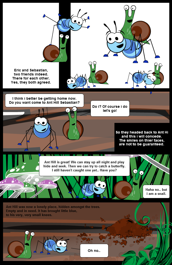 Ant Hill: Page 11