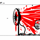 — C'est le ventilateur ...