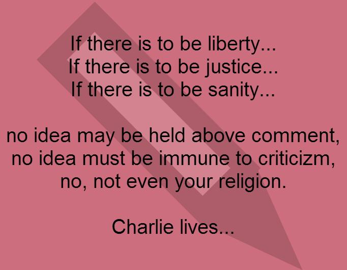 Charlie lives