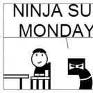 Ninja Suit Monday