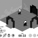 3d isometric game