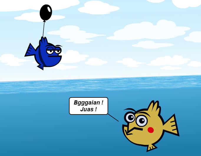 Garfish are invading SG
