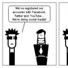 Doing Social Media