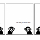 Monkey love.