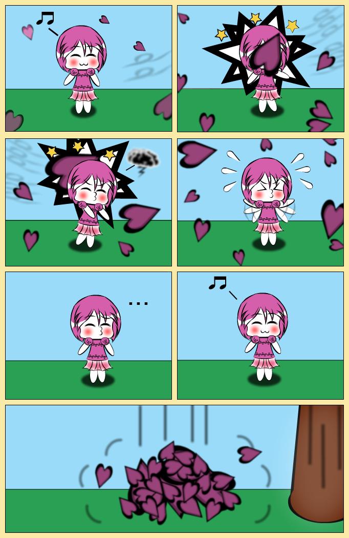 Chibi Cherry Blossoms