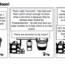 Terrorist from the Moon!