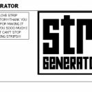 I LOVE STRIP GENERATOR