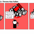 Paying Up Act 2 Part 22: Throne Has Fallen