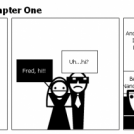 Nancy Meets Fred-Chapter One