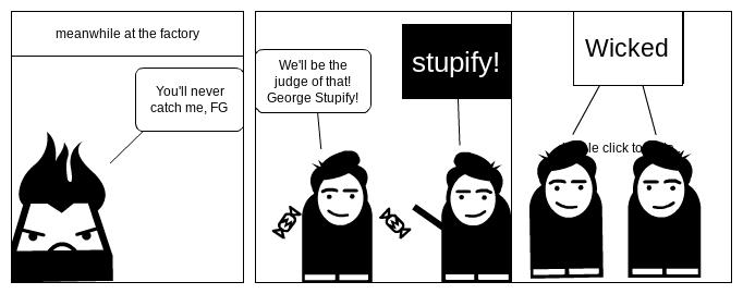 Fred+George DIs