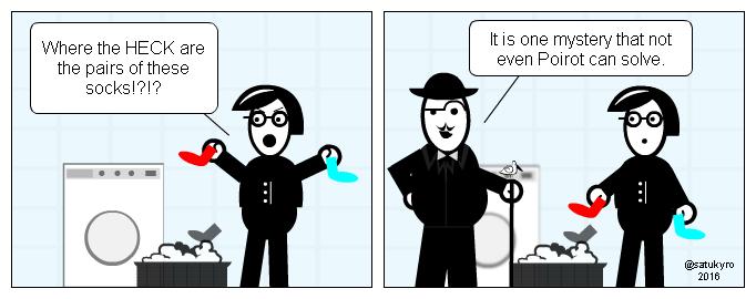 Freetime cartoons: True mystery