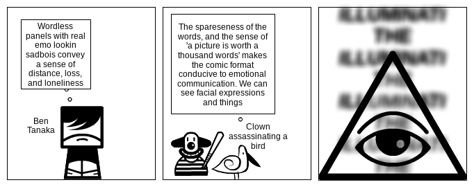 The best comic