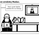 Madao Gaiden: pierwsze urodziny Madao.