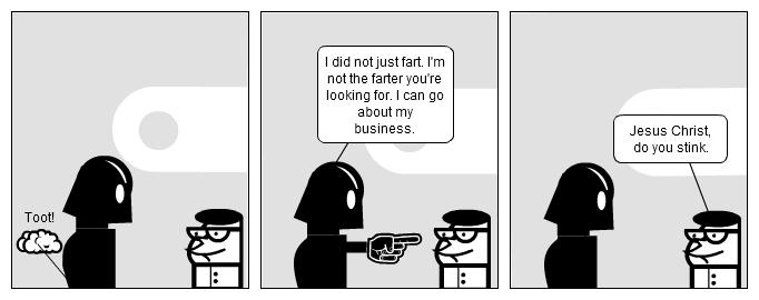 Darth Vader Farts