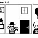 Mr. Skeleton - Costume Ball