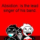 Absidion is pimp