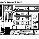 Mr-Deadite's Store Of Stuff