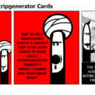 Commercial from Stripgenerator Cards