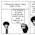 Thinking Like a Genius - Poetry Break - A Dick