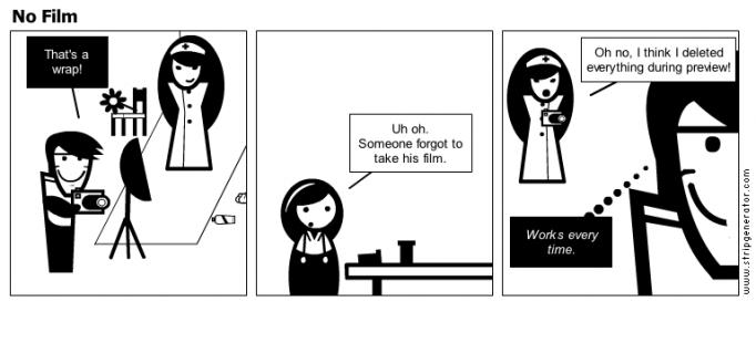 No Film