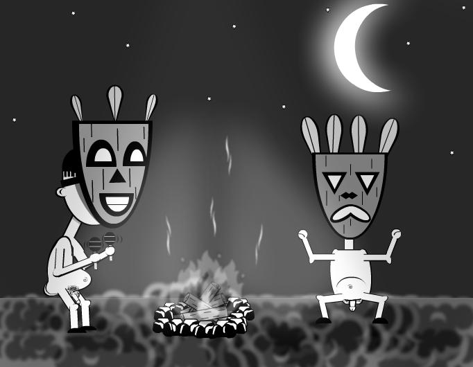 Tiki Tribes do it Best