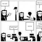 A vida de um ninja!
