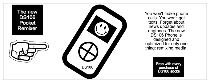 The DS106 Phone