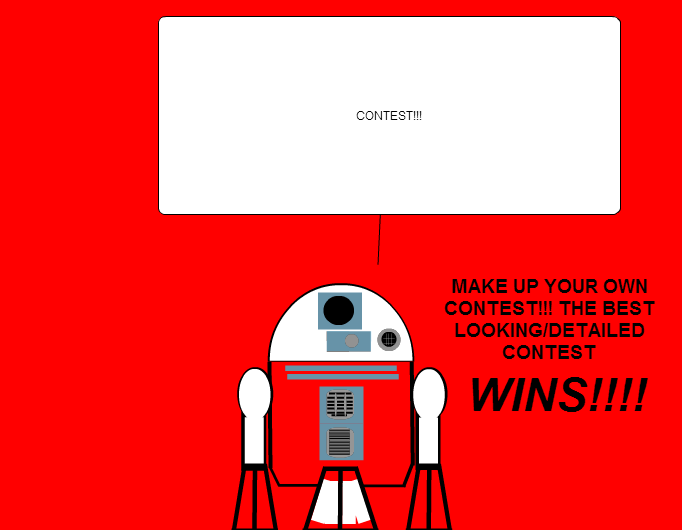 CONTEST: Contest Challenge!!!