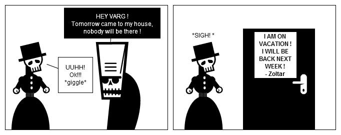 VARG & ZOLTAR !