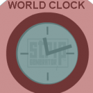 SG World Clock