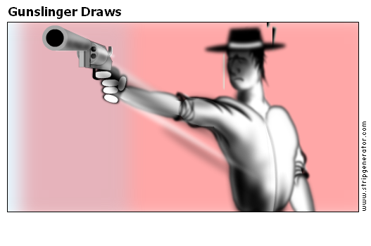 Gunslinger Draws