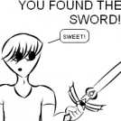 aniME ep. 5 the master sword!