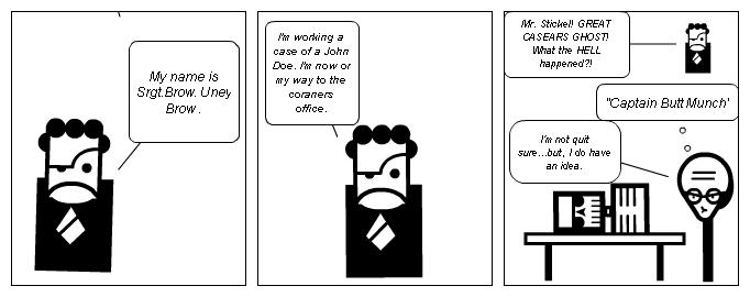 Return of Captain Butt Munch