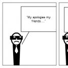 Lo siento/ I am sorry