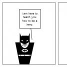 the idiotic hero