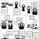 Troja tegneserie