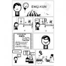 Las Aventuras de Emo-kun. Capítulo 1