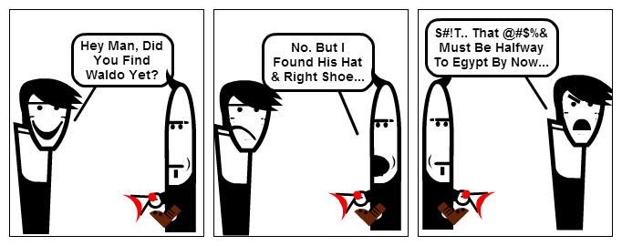 @#$%& Waldo