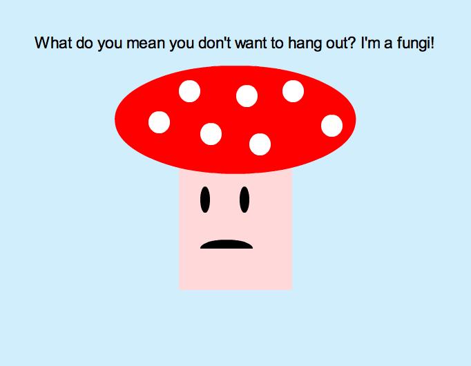 Classic Fungi Joke