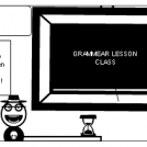 FUNNY GRAMMAR CLASS